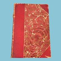 1898 'American Statesman - John Randolph' Hardcover Book by Henry Adams