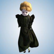 1870-1880 German Patent Washable Fashion Doll