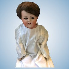 Lovely Nippon Era (1891-1921) Japanese Bisque Doll
