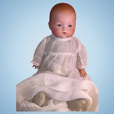 Endearing German Bisque 'Dream Baby' Doll