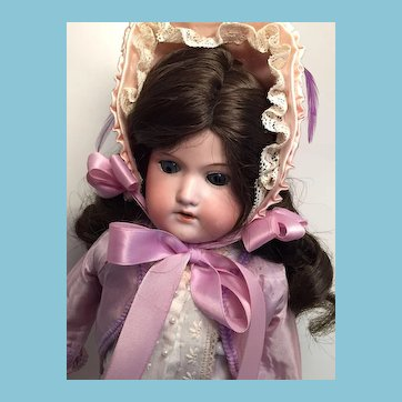 Stunning 'Rosebud' Fashion Sweetheart Doll by Armand Marseille