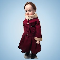 German Bisque Fashion Doll by Armand Marseilles