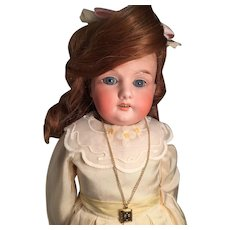 Lovely Armand Marseille 370 Bisque Head Dolly