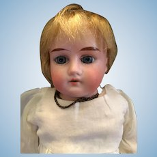 Circa 1910-20s German Bisque 'Lily' Doll by Armand Marseille