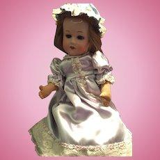 """Circa 1900 Simon Halbig 17"""" Andra German Bisque Doll"""
