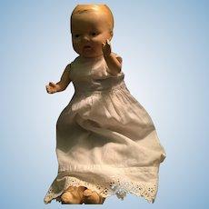 "Circa 1920 16"" Vanta Baby American Composition by Amberg"