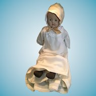 """1920's -1930's Reliable Canada 18"""" Composition Doll"""