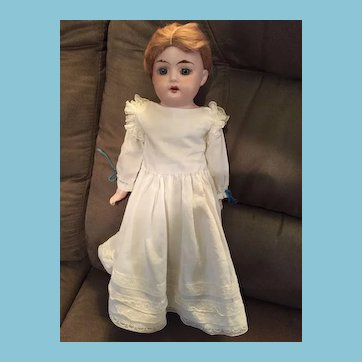 1910-20s German Bisque Doll marked 'Special' by Kley & Hahn
