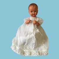Vintage Turtle Mark Schildkrot Celluloid German Baby Doll