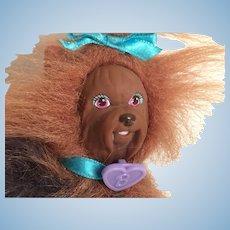 Super Rare Furry/Hairy Barbie Shih Tzu Terrier