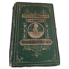 Twenty Thousand Leagues Under the Seas (First American Edition)