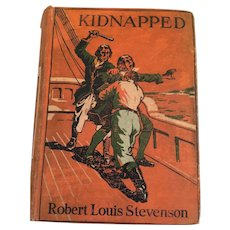 1916 Kidnapped by Robert Louis Stevenson