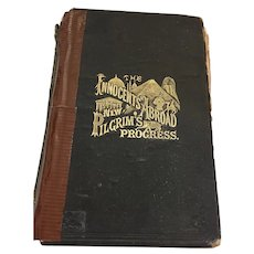 'The Innocents Abroad or The New Pilgrim's Progress' 1st Edition Book by Mark Twain