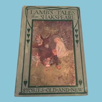 'Lamb's Tales from Shakespeare' Blackie & Son Ltd Edition