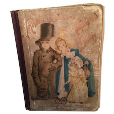 First Edition 1891-92 Frank Leslie's Christmas Book