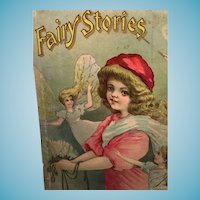 First Edition, profusely illustrated, 1897 Anthology of 'Fairy Stories'