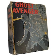 1945 a Great Golden Age 'The Better Little Book Ghost Avenger'