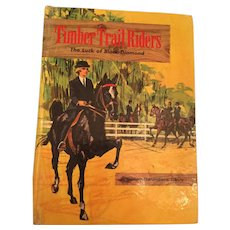 Timber Trail Riders 'The Luck of Black Diamond' Sunny Saunders Story Book