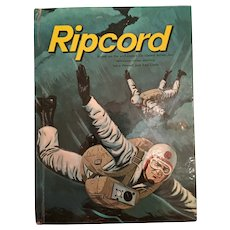 1962 Whitman, Ziv-United Artists, Inc' children's Hard Covered Book 'Ripcord