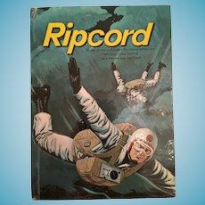 1962 Whitman, Ziv-United Artists, Inc' children's Hard Covered Book 'Ripcord