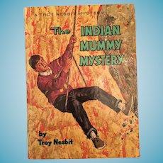 1964 Whitman 'The Indian Mummy Mystery' by Troy Nesbit