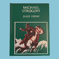 1955 'Michael Strogoff: A Courier of the Czar' by Jules Verne