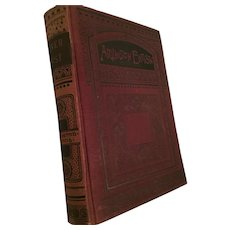 1890s 'The Adventures of Oliver Twist' by Charles Dickens Arlington Edition