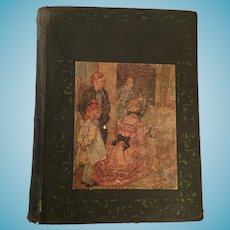 1928 'An Old-Fashioned Girl' by Louisa M. Alcott (First Edition)