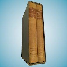 1941 Boxed Set of Two 'My Friend Flicka' and 'Thunderhead' by Mary O'Hara