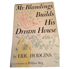 Circa 1946 'Mr. Blandings Builds His House' (First Edition Book) by Eric Hodgins