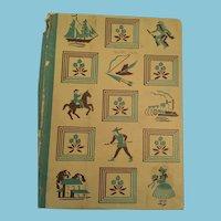 Circa 1935 'Kidnapped: Adventures of David Balfour by Robert Louise Stevenson