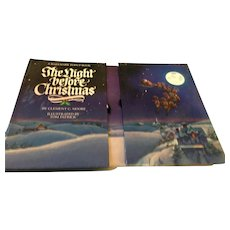 1988  'The Hallmark Pop-up Book - The Night Before Christmas'