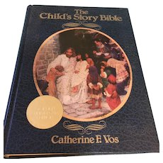 50th Anniversary Edition 1983 'The Child's Story Bible'