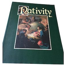 1984 'Nativity' with Scripture Links to 40 Fine Art Paintings