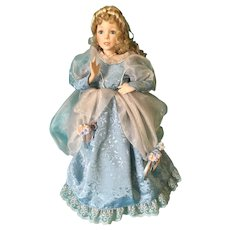 'Cinderella at the Ball' Doll Designed by Diana Effner
