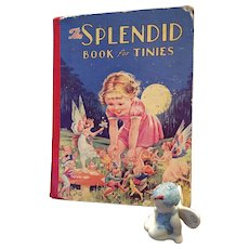 'The Spendid Book for Tinies' and Tiny Blue Fairy