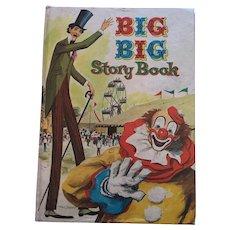 Circa 1950s 'Big Big Story Book' by Whitman Publishing,