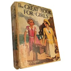 circa 1931 'The Great Book for Girls' Oxford Annual