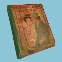 1915 'The Great Book for Girls'