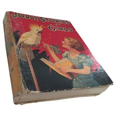 1920s-30s  'Jolly Stories for Girls'