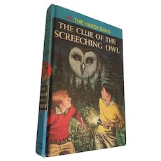 1962 'The Hardy Boys - The Clue of the Screeching Owl'