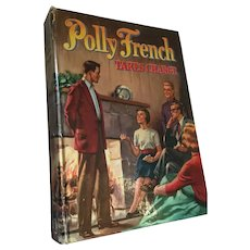 1954 'Polly French Takes Charge' Hard Cover Book