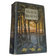 Rare Circa 1890s-1900s Undated Copy of 'Black Beauty - The Autobiography of a Horse'