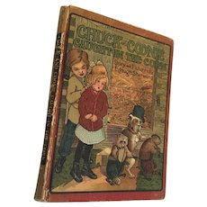 1916 'Chuck and Coonie - Caught in the Corn Picture Storybook