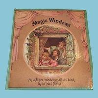 1980 'Magic Windows - An Antique Revolving Picture Book'