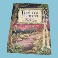 1990 'The Lost Princess' Hardcover Children's Storybook