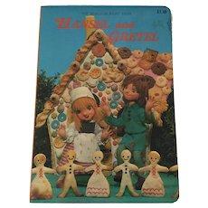 Circa 1970s The World of Fairy Tales 'Hansel and Gretel' Board Book