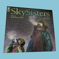 2000 First Edition 'Sky Sisters' Softcover Children's Book