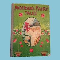 1902  Graham & Matlock 'Andersen's Fairy Tales' Hardcover Book