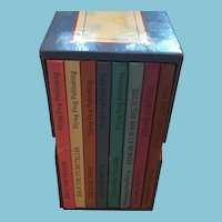 'The  Story of Jesus Library' Boxed Set Eight Children's Hardcover Books